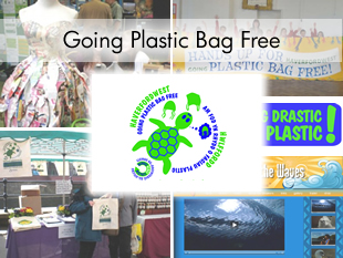 Haverfordwest Going Plastic Bag Free